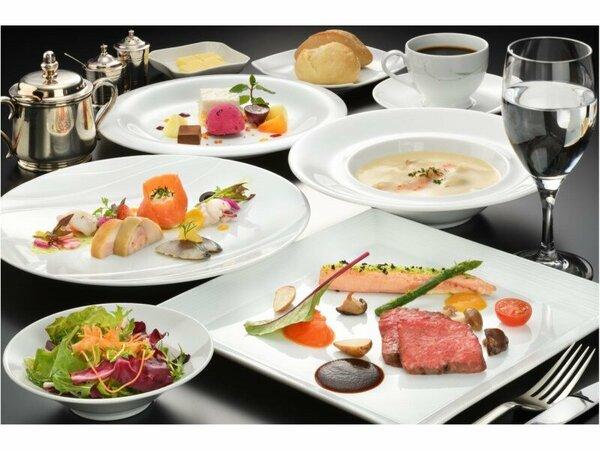 【夕食】2020プリンスディナー(イメージ)