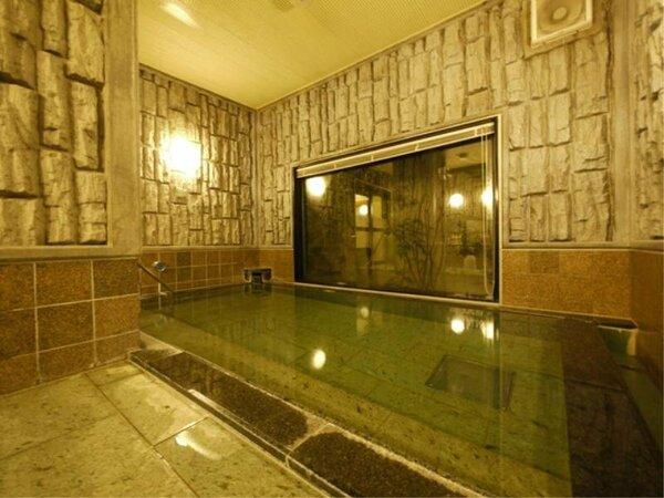 大浴場は深夜2:00まで、翌朝5:00からご利用いただけます。
