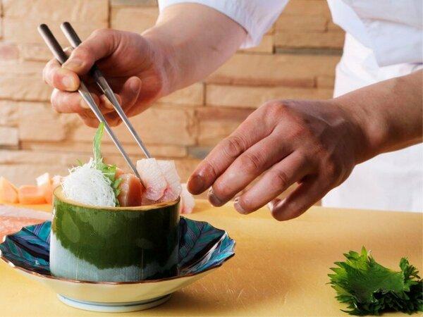和食イメージ(料理人)