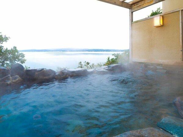殿方大浴場「夕なぎの湯」露天風呂