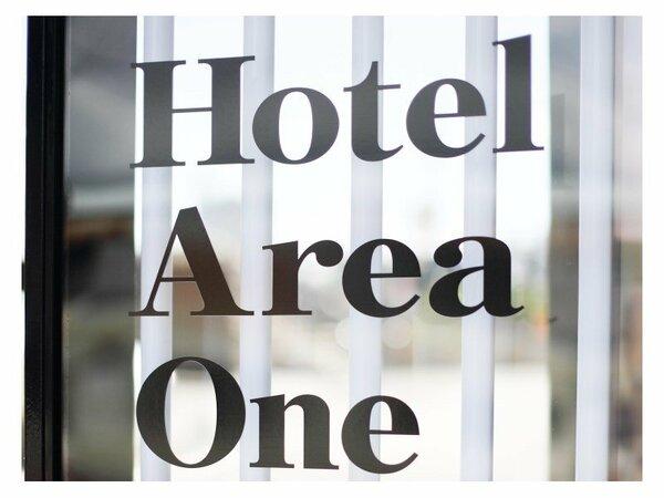 ホテルロゴシンプルでオシャレ♪