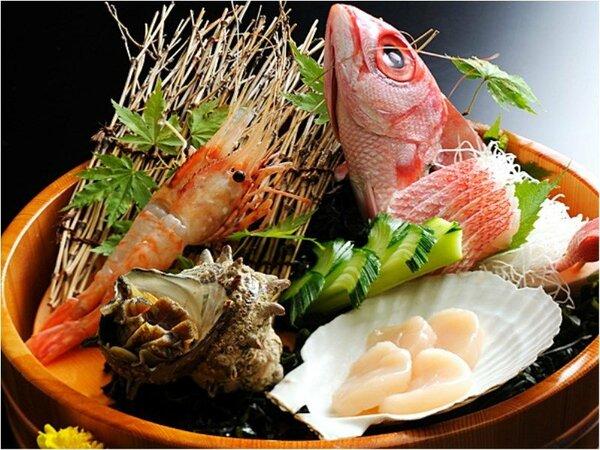三陸産のとれたて新鮮なお魚を毎日仕入れております☆