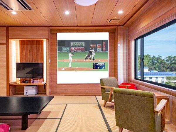 【禁煙】コンセプトルーム「Room TSUNAGARU和」18畳和室(68平米)