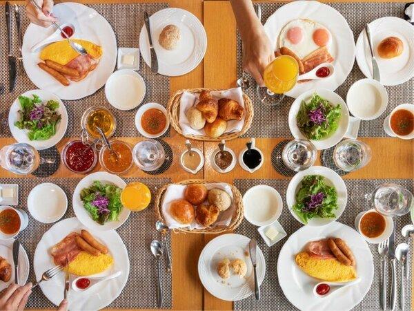 【朝食】思わずシェアしたくなる。彩り鮮やか、栄養バランスに優れたフォトジェニックな朝食