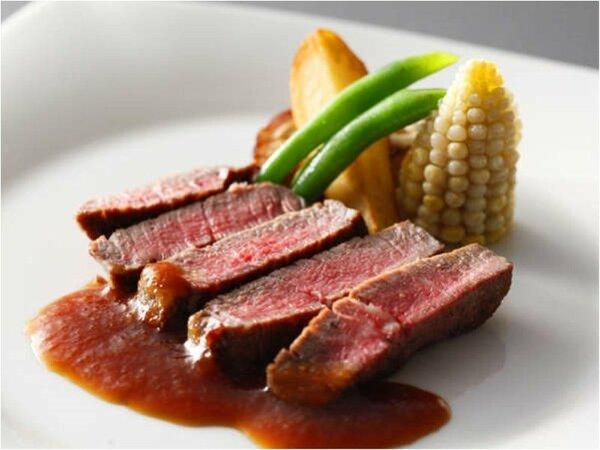 口の中いっぱいにまろやかな和牛独特のおいしさが広がる淡路牛≪料理イメージ≫