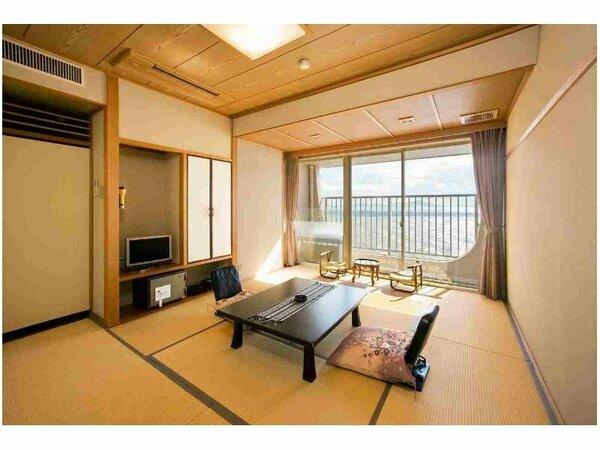 和室10畳(広縁なし)