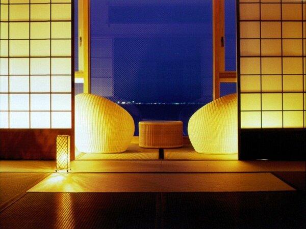 【里楽】和室12帖客室一例