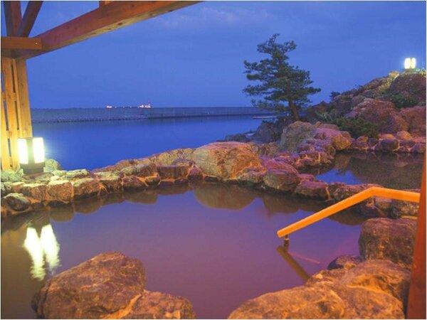 【古茂江温泉】洲本温泉と共に、自家源泉のにごり湯「古茂江温泉」をお愉しみ下さい