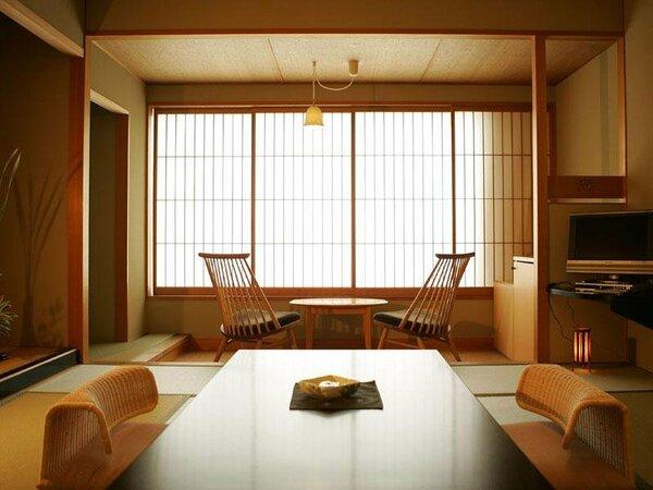 ハーバービューを見渡す最上階の客室・コンフォートフロア和室<客室一例>