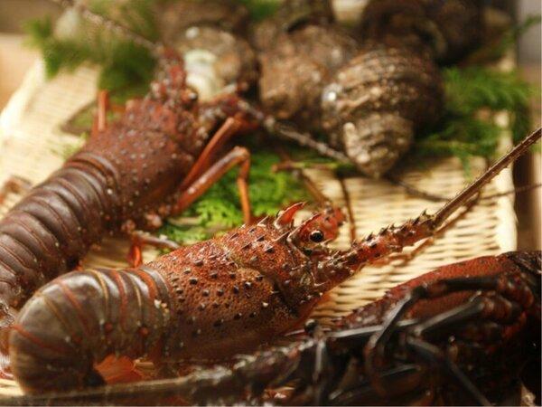 淡路島の豊かな海で育まれた恵みをふんだんに使用
