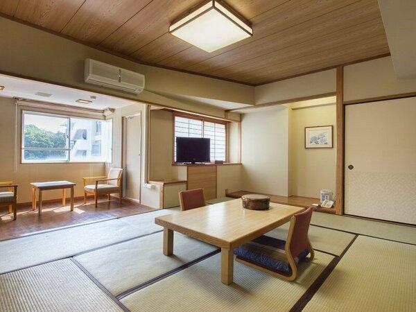 10畳の山側和室・45平米