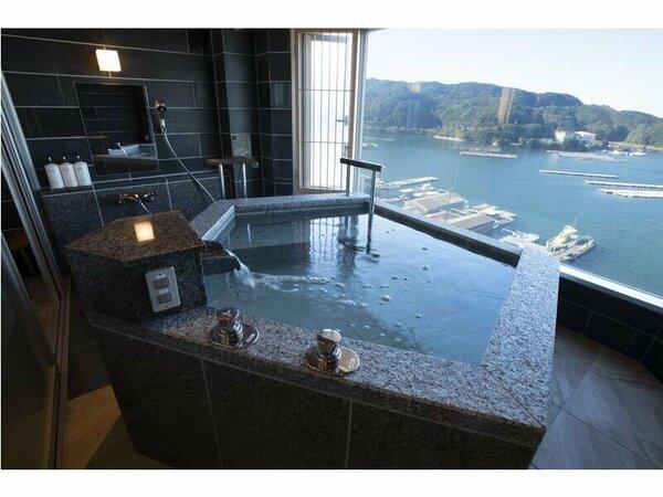 特別室・客室露天風呂