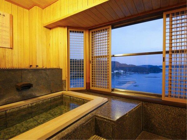 最上階客室風呂イメージ