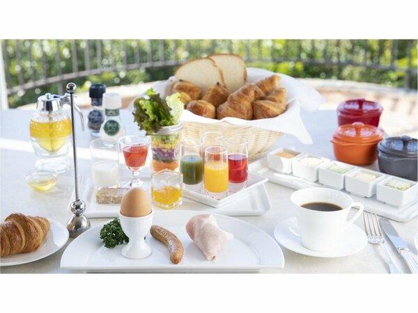 洋朝食※写真はイメージです