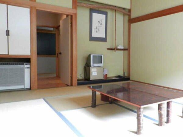 【基本客室一例】広々とした和室でごゆっくりとお寛ぎいただけます☆