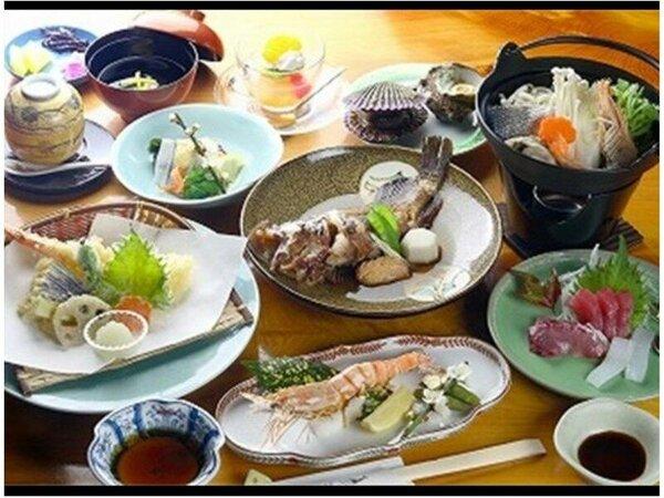 旬の海鮮を使った煮物にお造里に…伊勢志摩の海が満載♪