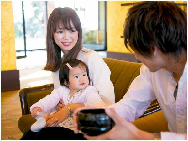 ■赤ちゃんとの「はじめて旅行」の滞在をお手伝い致します
