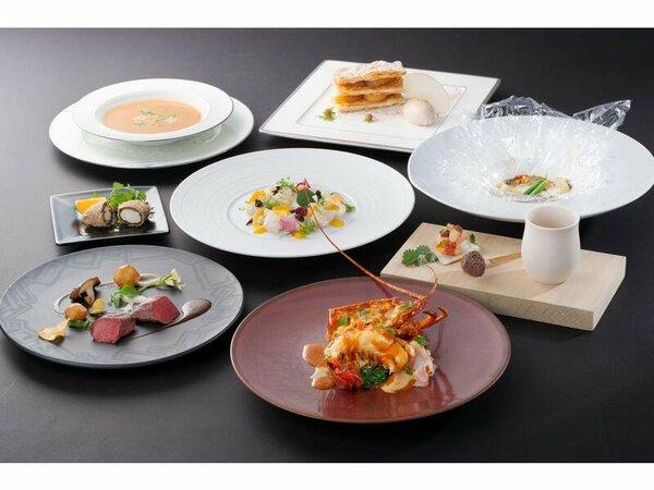 料理の一例(イメージ)エレガンス/樋口宏江総料理長の感性で紡ぐスタイリッシュなコース