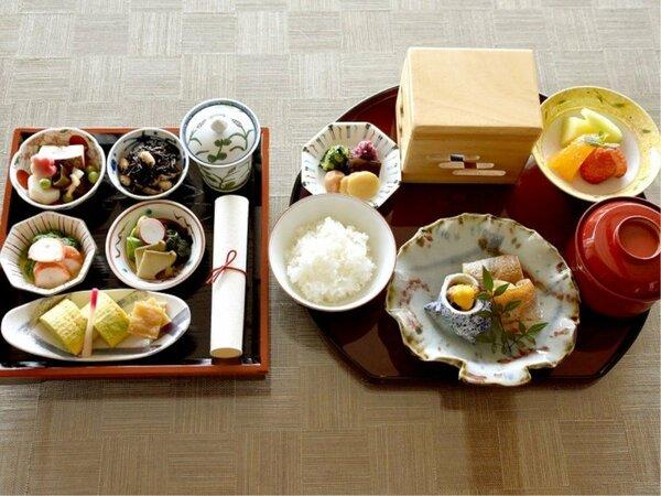 神饌(しんせん)特別朝食(和食)