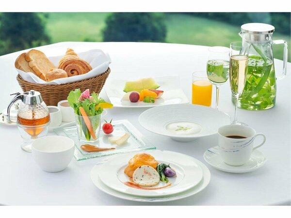 フレンチレストラン「ラ・メール」朝食