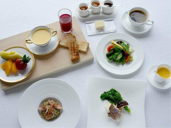神饌(しんせん)特別朝食(洋食)