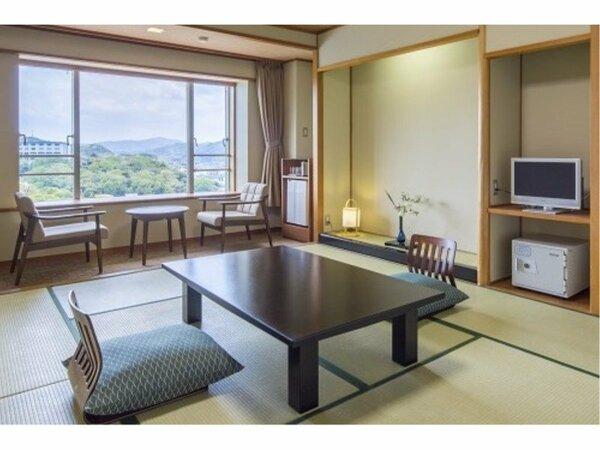 望館 山側 客室一例