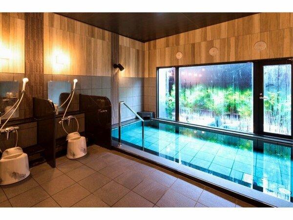ラジウム人工温泉大浴場「旅人の湯」◆15:00-2:00 / 5:00-10:00