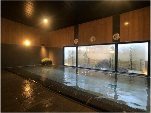 ラジウム人工温泉大浴場「旅人の湯」 15:00~2:00 / 5:00~10:00