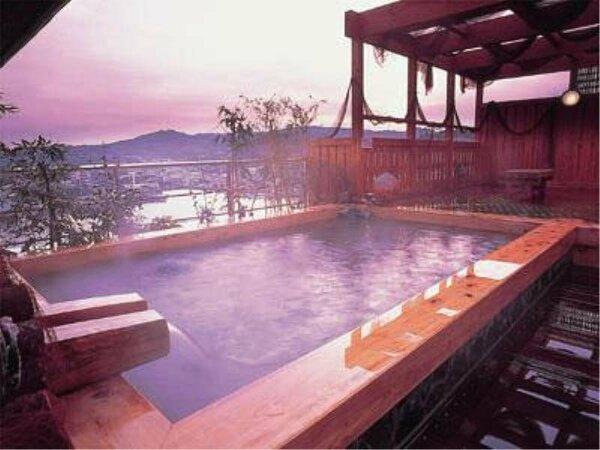 露天風呂(美湾の湯)のイメージ