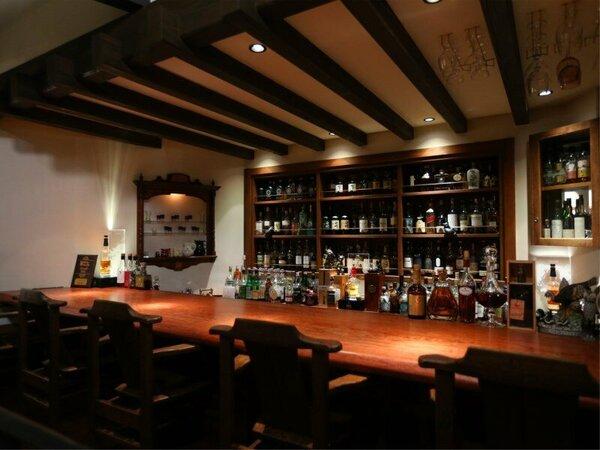 *【バーPerch】山梨県産フルーツ使用のカクテルやウイスキーなどご用意しております。
