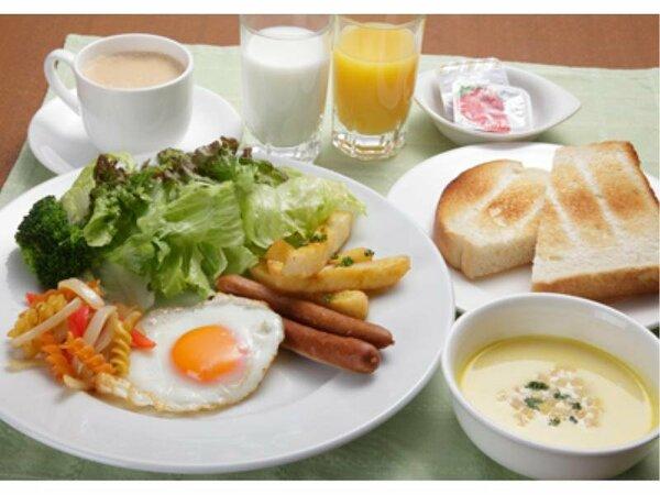 日替手作り洋食セット<メニュは一例です>