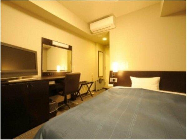 コンフォートシングル:全室無料Wi-Fi&加湿機能付空気清浄器完備
