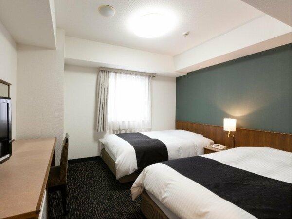 ツインルーム ベッド幅120cm