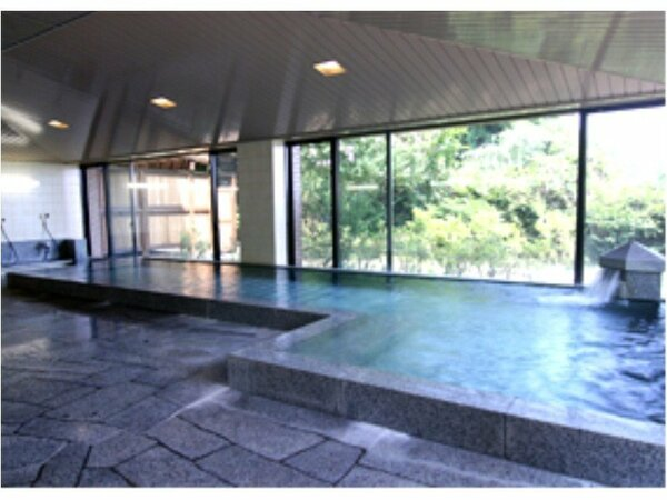 松島湾を一望出来る大浴場「オーシャンバス」
