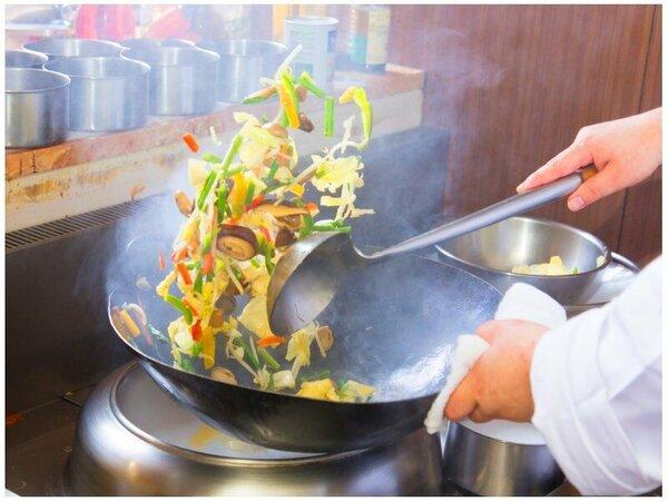 松島野菜をふんだんに使ったメニューは美容にもよく、女性にも人気!