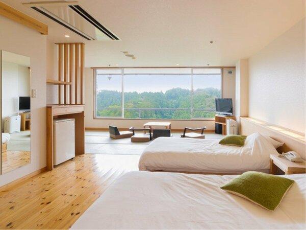 イーストウィング 5-7階(山側) 客室一例