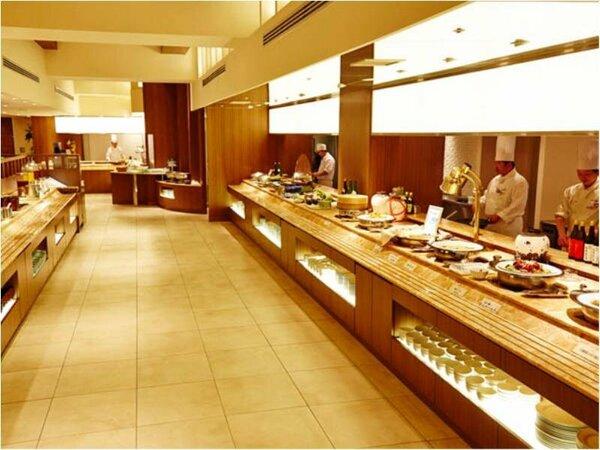 オープンキッチンならではのライブ感をお楽しみ下さい♪松島の食材を使用し、一手間加えた料理ばかり。
