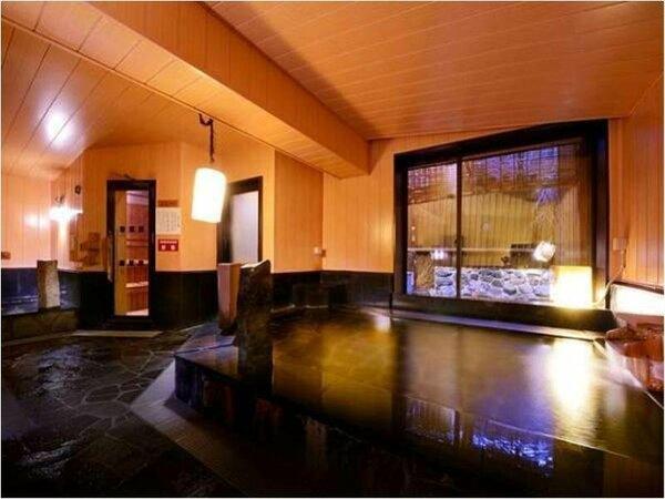 天然温泉大浴場『青葉の湯』…仙台中心部での温泉。至福のひとときをどうぞ♪