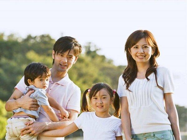 ご家族で銀山温泉をお楽しみください。