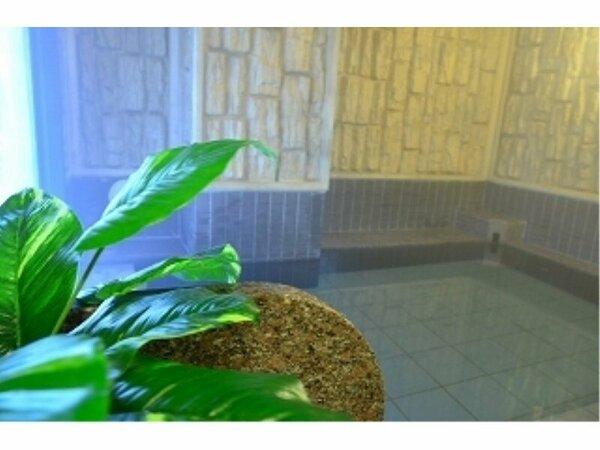【人口温泉大浴場】ご宿泊のお客様は無料でご利用頂けます。