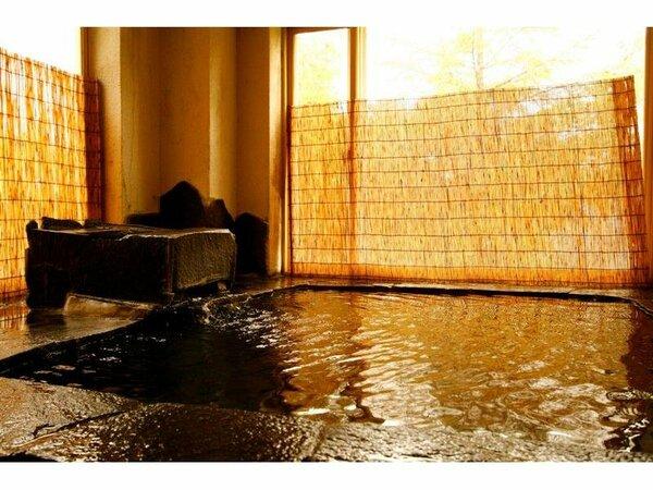 貸切温泉用「殿城の湯」