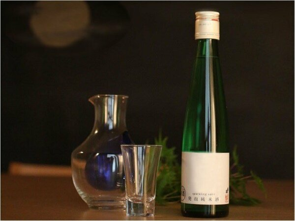 お料理に合う日本酒を多数ご用意しております
