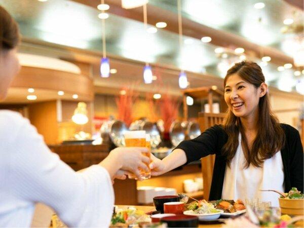 新鮮なお刺身は当館名物の桶盛りをお楽しみください。