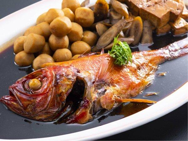 プレミアムメニューが期間限定 金目鯛の煮付けなど
