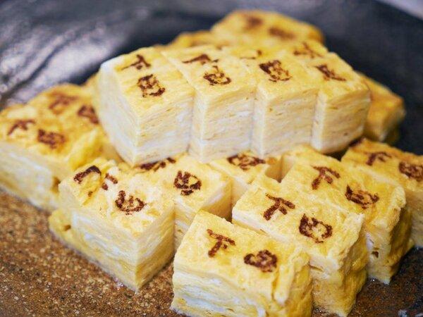 100種類以上のメニューが並ぶ朝食パラダイスブッフェの料理例