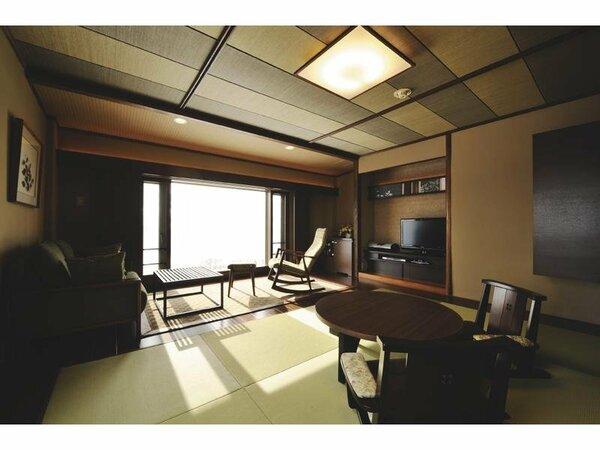 客室イメージ(和室10畳タイプのお部屋です)ごゆっくり、お寛ぎ下さい。