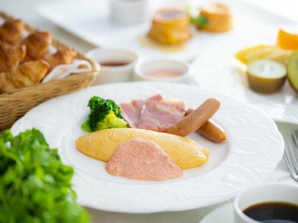 朝食オムレツ(イメージ)