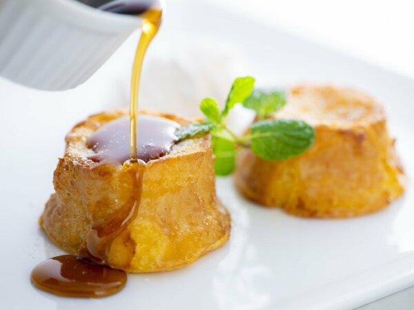 朝食フレンチトースト(イメージ)
