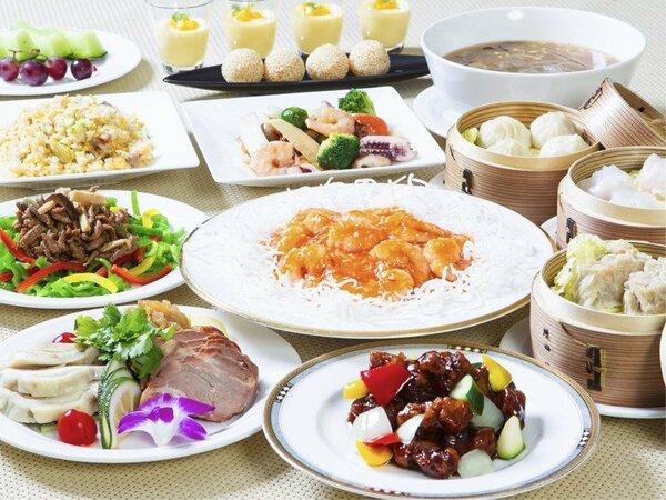 中国料理満腹ディナーセット