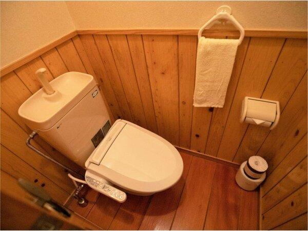 客室:トイレ